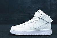 Женские кроссовки Nike Air Force 1 High Classic White. [Размеры в наличии: 38,39,40,41], фото 1