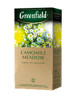 Чай травяной в пакетиках Greenfield Camomile Meadow 1,5 г х 25 шт