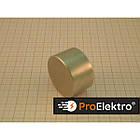 Неодимовый магнит 45*25 ( сила 92 кг ) Польша N42, фото 9
