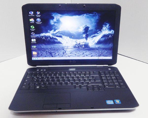 "Ноутбук Dell Latitude E5530 15,6""  Intel Core i5-3360M (3.5 ГГц)  4 Gb DDR3 HDD 250 Gb  Intel HD Graphics 4000"