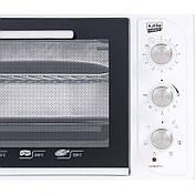 Электро духовка настольная с конвекцией Ventolux NIKA 45 (WH) 2G, фото 2