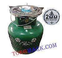 Газовий комплект кемпінг RUDYY Rk-6 15 літрів