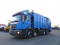Оснащение гидравлического оборудования мусоровоз, фото 1