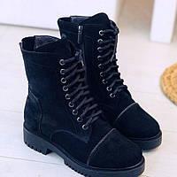 Ботинки зимние натуральные, фото 1