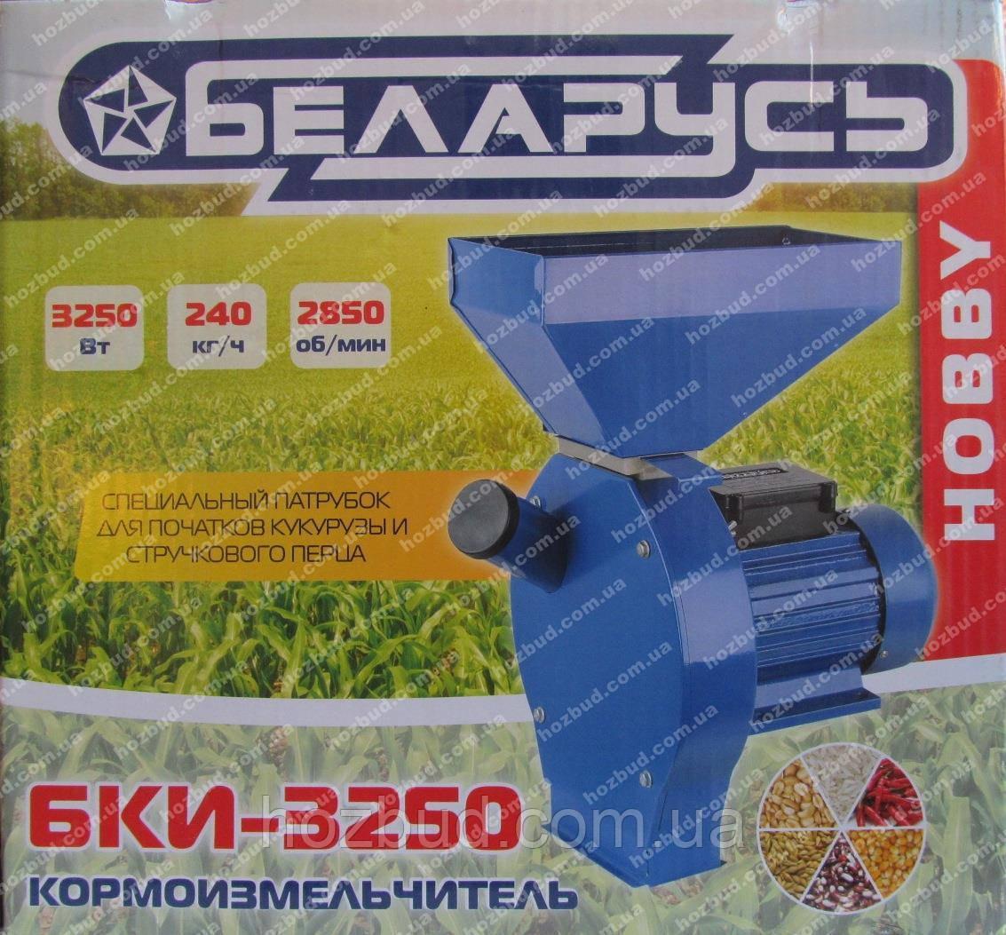 Кормоізмельчітель Білорусь БКІ-3250 (зерно+кукурудзяні качани)