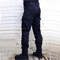 Тактические брюки Ripstop, темно-синие. UA