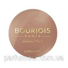 Bourjois Pastel Joues Румяна 03 тон Brun Cuivre