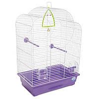 """Клітка Природа """"Воля"""" для птахів 44 см/27 см/63 см"""