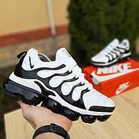 N1ke Air VaporMax белые найк кроссовки кеды мужские кросовки