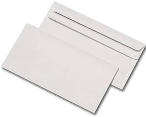 Почтовый конверт DL или Е65, 110 х 220 мм, SK, Евро, от 1 шт