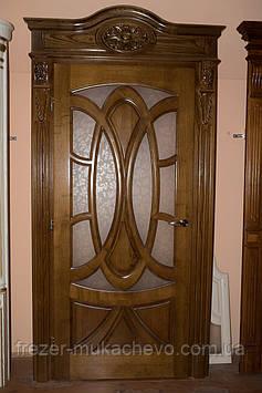 Двері з ясеню міжкімнатні