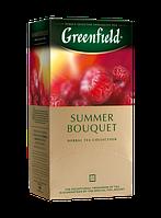 Чай травяной в пакетиках Greenfield Summer Bouquet 2 г х 25 шт