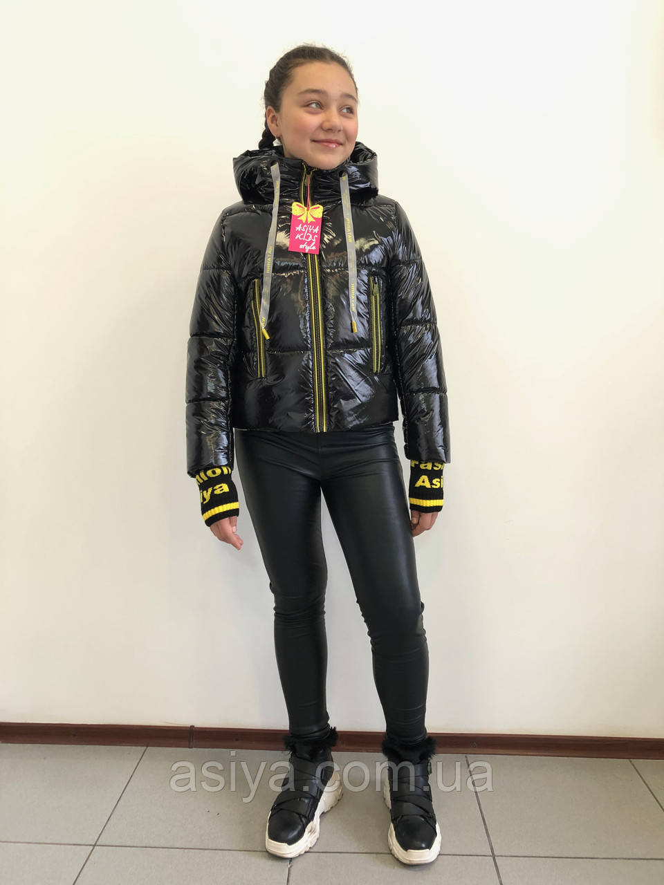 """Куртка весняна """"Гретта"""" на дівчинку"""