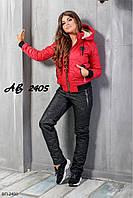 Женский стильный лыжный костюм Разные цвета