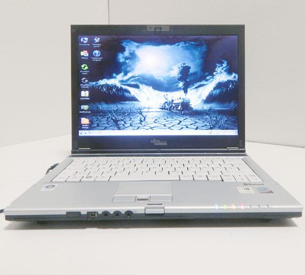 "Ноутбук Fujitsu Lifebook E780 15,4"" Intel Core i5-460M  4 Gb DDR 3  160 Gb HDD Intel HD Graphics"