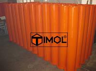 Вставки полиуретановые в самотечные трубы (самотеки полиуретановые) d-200 мм, l-2000 мм