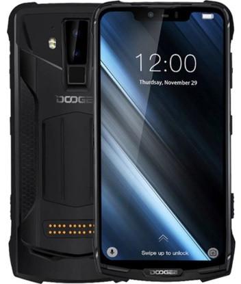 "Смартфон Doogee S90 Pro 6/128Gb Black, 2sim, 5050mAh, IP69K, 16+8/8Мп, экран 6.18"" IPS, 8 ядер, 4G"