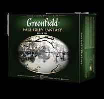 Чай чёрный в пакетиках Greenfield Earl Grey Fantasy 2 г х 50 шт