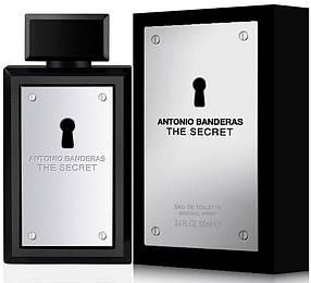 Мужская туалетная вода Antonio Banderas The Secret EDT 100 ml реплика