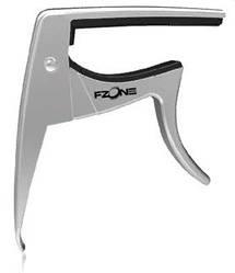 Каподастр для укулеле. FZONE FC-82 UKULELE CAPO (Silver)