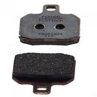 Колодки тормозные дисковые FERODO (FDB2074P)