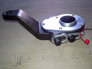 Рычаг тормозной левый (задн,трещотка,механ)  WG9100340056