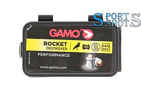 Пули Gamo Rocket Destroyer Performance 4.50мм, 0.62г, 150шт