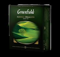 Чай зелёный в пакетиках Greenfield Flying Dragon 2 г х 100 шт