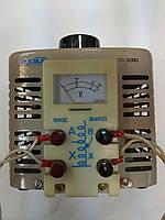 Лабораторный автотрансформатор 2кВт RUCELF ЛАТР LTC-2000