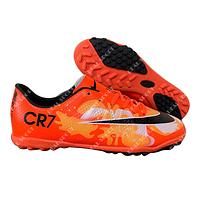 Футбольные бампы (сороконожки) Nike Mercurial CR7 U285-2 Orange, р. 36-41