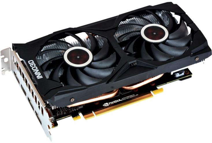 Відеокарта GeForce GTX 1660 Ti Inno3D (N166T2-06D6X-1710VA15L)
