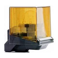 Сигнальная лампа FAAC LIGHT 220 В 142x100x130 мм желтый