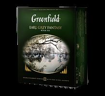 Чай чёрный в пакетиках Greenfield Earl Grey Fantasy 2 г х 100 шт