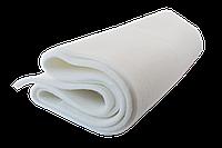 Гладильное полотно QSLEEP полиэфир 45*140 см белое, фото 1