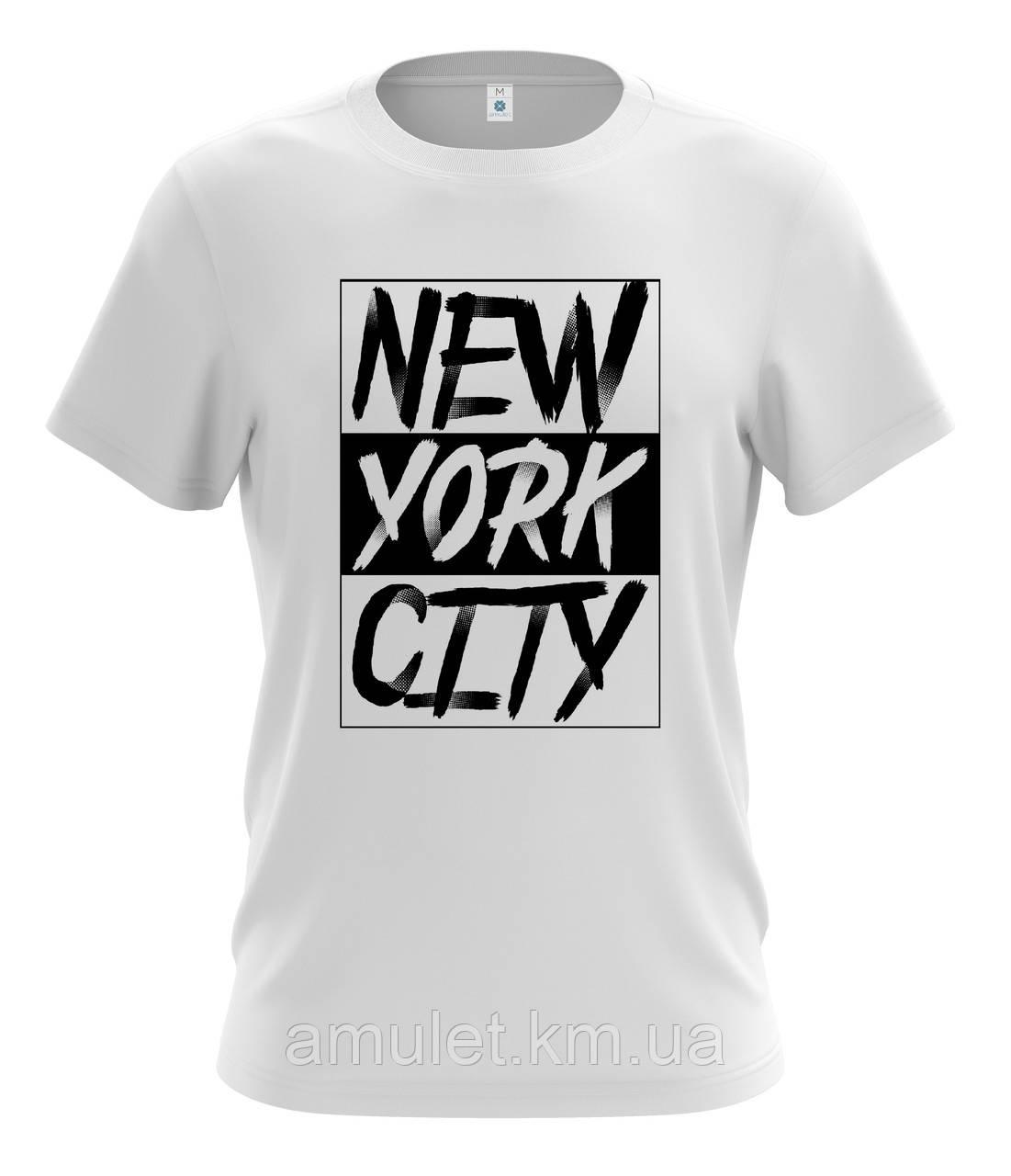 """Футболка чоловіча """"NYC New York"""""""