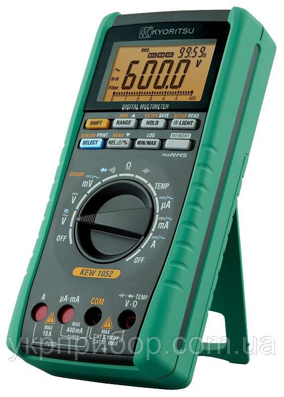 Kyoritsu KEW Model 1051 - Цифровой мультиметр