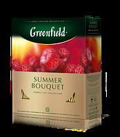 Чай травяной в пакетиках Greenfield Summer Bouquet 2 г х 100 шт
