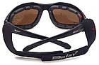 Спортивные / тактические очки со сменными линзами Daisy C5, фото 3