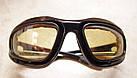 Спортивные / тактические очки со сменными линзами Daisy C5, фото 7