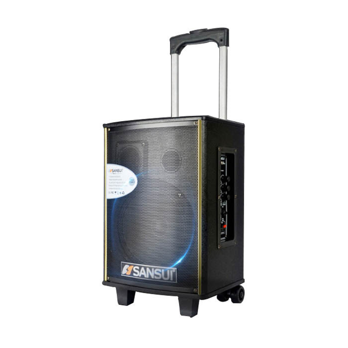 Портативная акустика SANSUI SA1-10 на аккумуляторе 2 микрофона