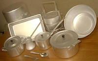 посуд алюмінієвий