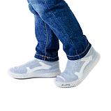 Бахилы для обуви от дождя, снега, грязи 2Life M многоразовые, силиконовые Белый (n-470), фото 2