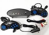Гральна приставка 2-в-1 Sega + Dendy. 400 ігор на борту, фото 5