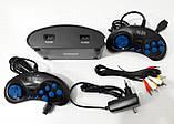 Гральна приставка 2-в-1 Sega + Dendy. 400 ігор на борту, фото 6