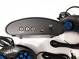Гральна приставка 2-в-1 Sega + Dendy. 400 ігор на борту, фото 8