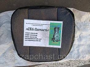 Чехол подушки сиденья МТЗ УК текстиль на поролоне 70-6803020