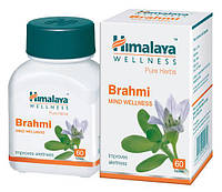 Брами экстракт, Брахми, Brami, 60 tab, Мандунка Парни, Бакопа - ноотроп ментальный тоник, питает нервную ткань