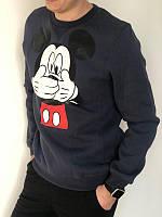 Свитшот mickey mouse - синий, фото 1
