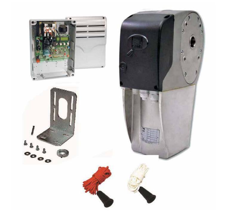 Автоматика для промышленных секционных ворот C-BXE