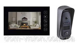Видеодомофон Dom D7R + Вызывная панель. Распродажа с витрины., фото 2